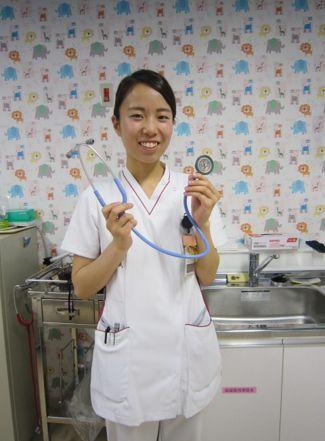 宮澤 彩佳 看護師