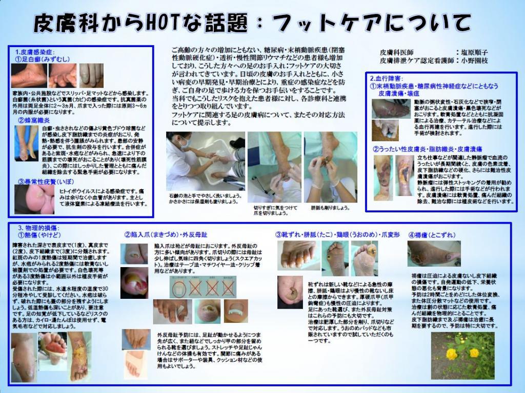 皮膚科診療案内